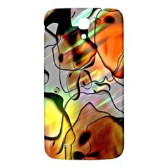 Abstract Pattern Texture Samsung Galaxy Mega I9200 Hardshell Back Case by Nexatart