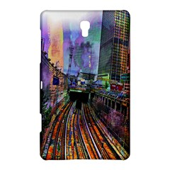 Downtown Chicago City Samsung Galaxy Tab S (8 4 ) Hardshell Case