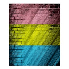 Brickwall Shower Curtain 60  X 72  (medium)  by Nexatart