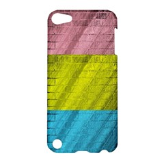 Brickwall Apple Ipod Touch 5 Hardshell Case by Nexatart