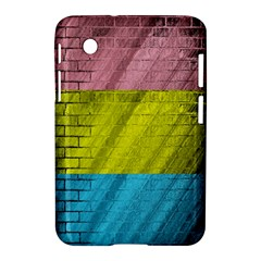Brickwall Samsung Galaxy Tab 2 (7 ) P3100 Hardshell Case
