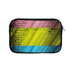 Brickwall Apple Macbook Pro 13  Zipper Case by Nexatart