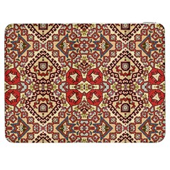 Seamless Pattern Based On Turkish Carpet Pattern Samsung Galaxy Tab 7  P1000 Flip Case
