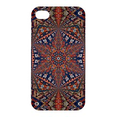 Armenian Carpet In Kaleidoscope Apple Iphone 4/4s Premium Hardshell Case