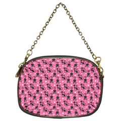 Cute Cats I Chain Purses (two Sides)