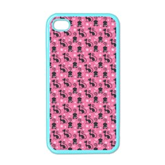 Cute Cats I Apple Iphone 4 Case (color)