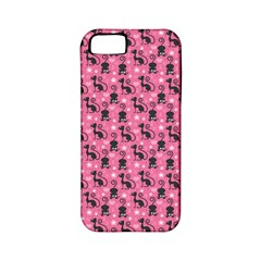 Cute Cats I Apple Iphone 5 Classic Hardshell Case (pc+silicone)