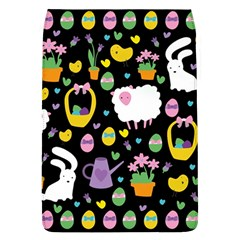 Cute Easter Pattern Flap Covers (l)  by Valentinaart