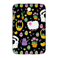 Cute Easter Pattern Samsung Galaxy Note 8 0 N5100 Hardshell Case