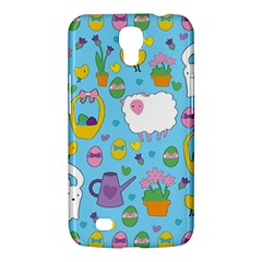 Cute Easter Pattern Samsung Galaxy Mega 6 3  I9200 Hardshell Case
