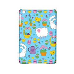 Cute Easter Pattern Ipad Mini 2 Hardshell Cases by Valentinaart