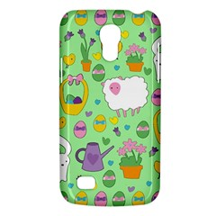 Cute Easter Pattern Galaxy S4 Mini