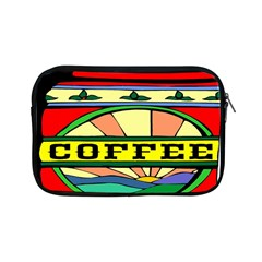 Coffee Tin A Classic Illustration Apple Ipad Mini Zipper Cases