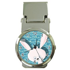 Easter Bunny  Money Clip Watches
