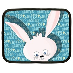 Easter Bunny  Netbook Case (xl)