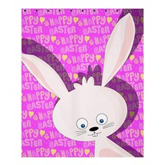 Easter Bunny  Shower Curtain 60  X 72  (medium)  by Valentinaart