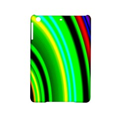 Multi Colorful Radiant Background Ipad Mini 2 Hardshell Cases by Nexatart