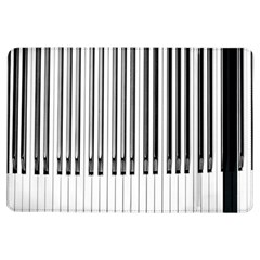 Abstract Piano Keys Background Ipad Air Flip by Nexatart