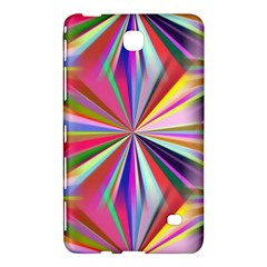 Star A Completely Seamless Tile Able Design Samsung Galaxy Tab 4 (8 ) Hardshell Case  by Nexatart