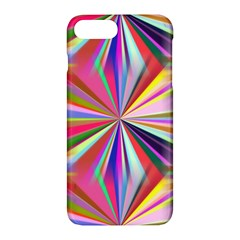 Star A Completely Seamless Tile Able Design Apple Iphone 7 Plus Hardshell Case by Nexatart
