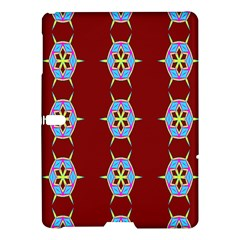 Geometric Seamless Pattern Digital Computer Graphic Samsung Galaxy Tab S (10 5 ) Hardshell Case  by Nexatart