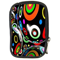 Background Balls Circles Compact Camera Cases by Nexatart