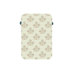 Seamless Floral Pattern Apple Ipad Mini Protective Soft Cases by TastefulDesigns