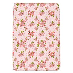 Beautiful Hand Drawn Flowers Pattern Flap Covers (l)  by TastefulDesigns