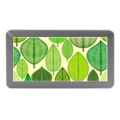 Leaves Pattern Design Memory Card Reader (mini) by TastefulDesigns