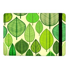 Leaves Pattern Design Samsung Galaxy Tab Pro 10 1  Flip Case by TastefulDesigns