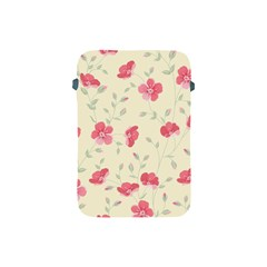 Seamless Flower Pattern Apple Ipad Mini Protective Soft Cases by TastefulDesigns