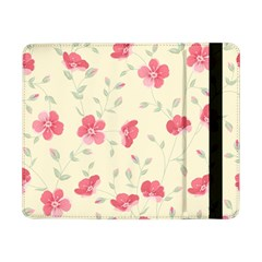 Seamless Flower Pattern Samsung Galaxy Tab Pro 8 4  Flip Case