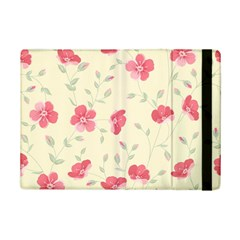 Seamless Flower Pattern Ipad Mini 2 Flip Cases by TastefulDesigns