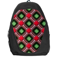 Gem Texture A Completely Seamless Tile Able Background Design Backpack Bag by Nexatart