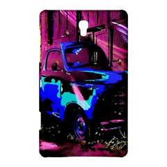 Abstract Artwork Of A Old Truck Samsung Galaxy Tab S (8 4 ) Hardshell Case  by Nexatart