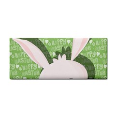Easter Bunny  Cosmetic Storage Cases by Valentinaart