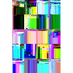 Glitch Art Abstract 5 5  X 8 5  Notebooks