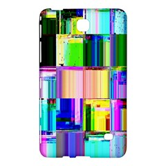 Glitch Art Abstract Samsung Galaxy Tab 4 (7 ) Hardshell Case  by Nexatart