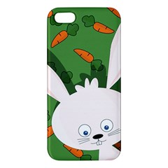 Easter Bunny  Apple Iphone 5 Premium Hardshell Case
