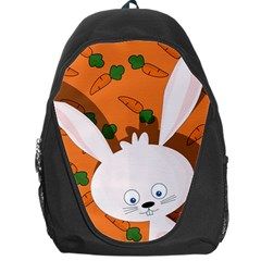 Easter Bunny  Backpack Bag by Valentinaart