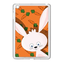 Easter Bunny  Apple Ipad Mini Case (white) by Valentinaart