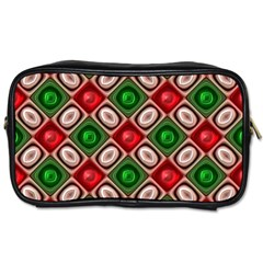 Gem Texture A Completely Seamless Tile Able Background Design Toiletries Bags 2 Side