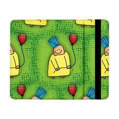 Party Kid A Completely Seamless Tile Able Design Samsung Galaxy Tab Pro 8 4  Flip Case by Nexatart