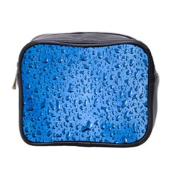 Water Drops On Car Mini Toiletries Bag 2 Side by Nexatart