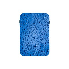 Water Drops On Car Apple Ipad Mini Protective Soft Cases by Nexatart
