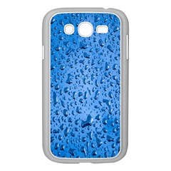 Water Drops On Car Samsung Galaxy Grand Duos I9082 Case (white) by Nexatart