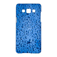 Water Drops On Car Samsung Galaxy A5 Hardshell Case