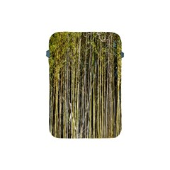 Bamboo Trees Background Apple Ipad Mini Protective Soft Cases by Nexatart