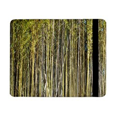 Bamboo Trees Background Samsung Galaxy Tab Pro 8 4  Flip Case by Nexatart