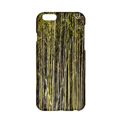 Bamboo Trees Background Apple Iphone 6/6s Hardshell Case